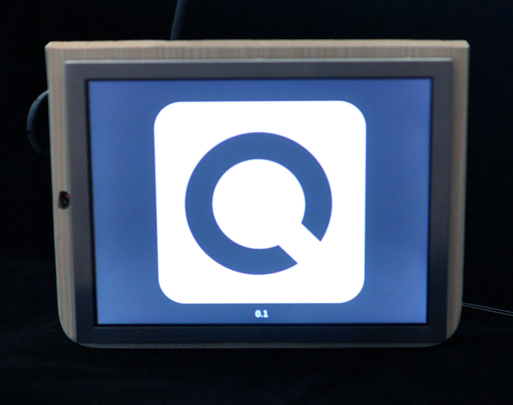 2012年 – 研发第一台电子视力表:外接屏C型视力表